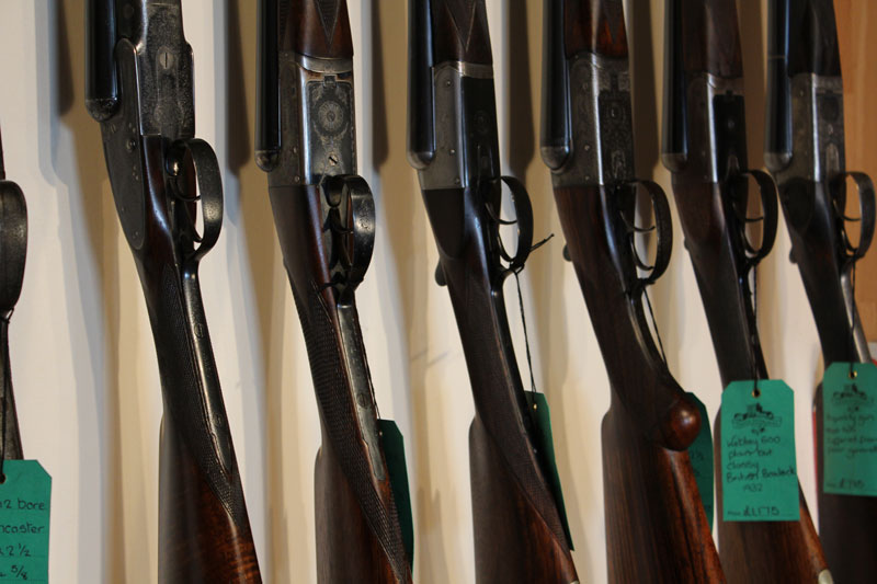 Appointed shotgun dealers in the north east