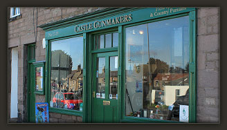 Visit Castle Gunmakers for gun repairs, new, used and bespoke shotgun sales